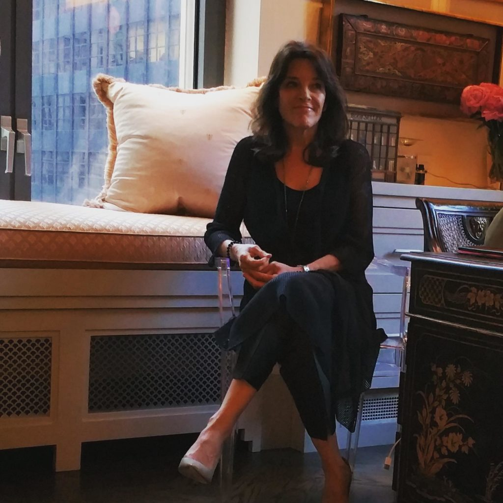 Marianne Williamson- photo taken by Kristin Meekhof on June 7, 2016