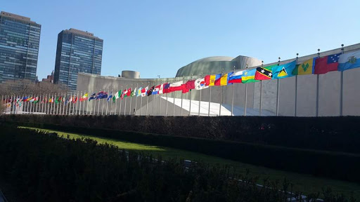 United Nations Headquarters- photo by Kristin A. Meekhof