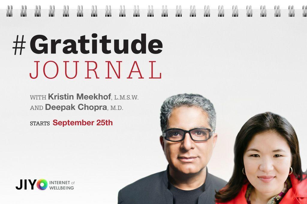 Kristin Meekhof & Deepak Chopra